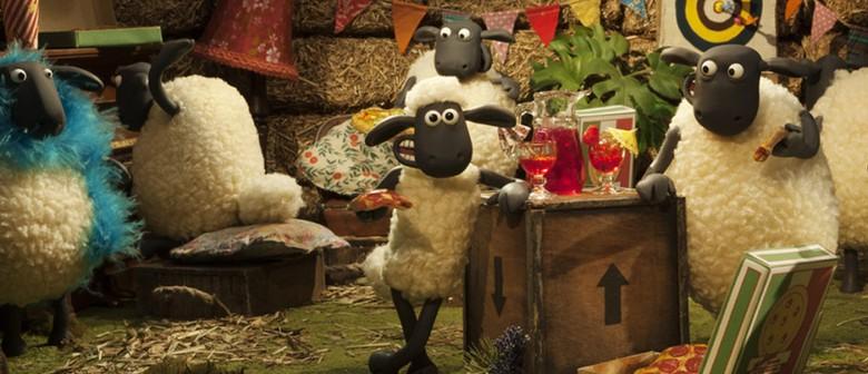 Square Eyes Screening: Shaun the Sheep Pizza Party