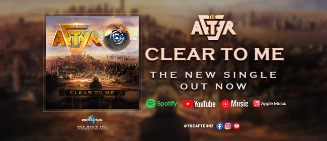THE AFTER - Clear to Me - Asia Pacific Tour