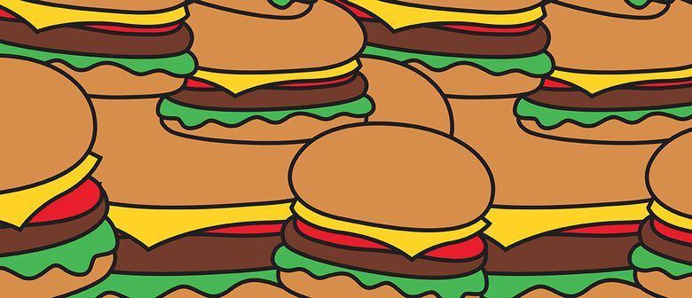 Hamburglar Burger Hunt - School Holiday Activity Trail