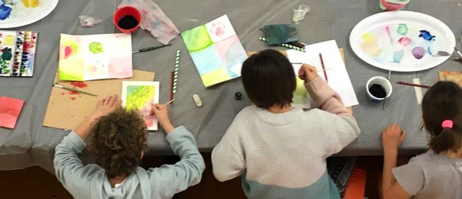 CAN After-School Art Play