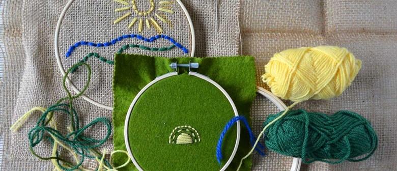 School Holiday Stitch Up No.2