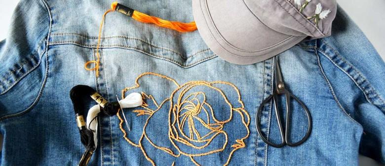 Customised Clothing Stitch Workshop