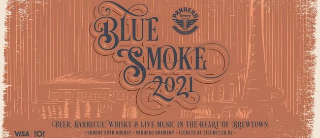 Blue Smoke '21: CANCELLED