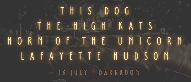 this dog, Lafayette Hudson, Horn of The Unicorn, The High Ka