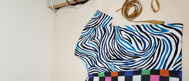 Create Your Own Loud Shirt with Monalisa Owen