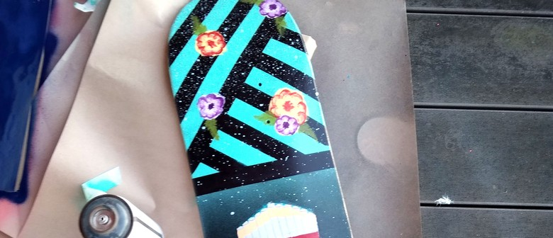 Design Your Own Board with Lucie Blaze