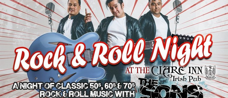 """Rock & Roll Night - """"The Sons"""""""