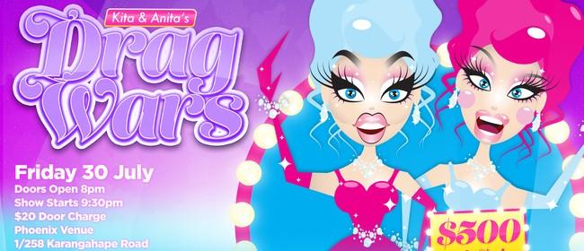 Kita and Anita's Drag Wars - July Edition
