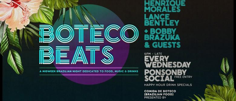Boteco Beats w/ Henrique Morales, Lance Bentley & Miguel Bd