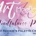 Art/Wine/Meditation - Mindfulness Painting with Sunny Sky