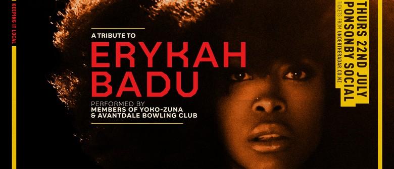 A Tribute to Erykah Badu