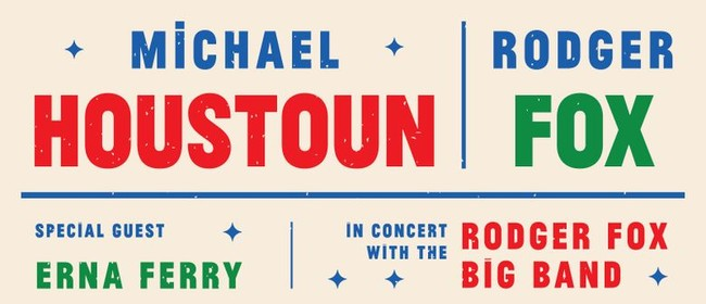 Michael Houstoun with the Rodger Fox Big Band- Queenstown