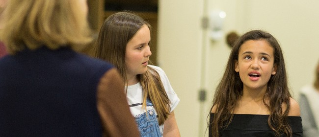 Acting for Screen Classes (Ages 10-13)