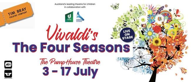 Vivaldi's The Four Seasons: Live Storytelling and Music