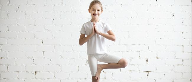 Kids Yoga Classes (Ages 8+)