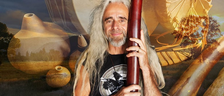 Shamanic Sound Journey All-Day Workshop with Sika: CANCELLED
