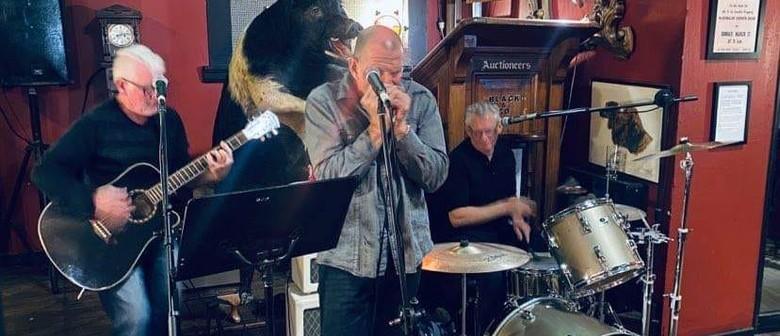 Grant Connor & The Blue Tones