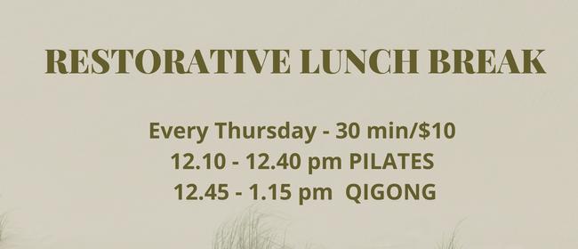Restorative Lunch Break