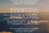 Stretch, Breathe, Meditate in Appleby