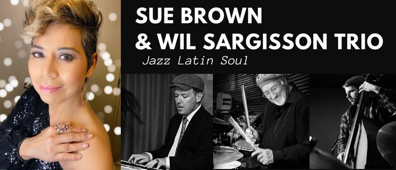 Sue Brown & Wil Sargisson Trio