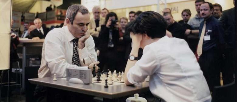 Game Over: Kasparov & the Machine - Wellington Film Society