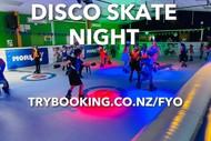 Image for event: Ice Skate Tour - Disco Skate Night