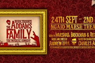 Image for event: MUSOC presents: The Addams Family Musical