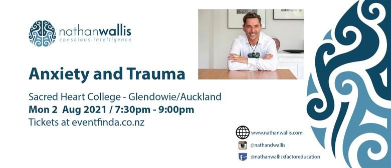 Anxiety and Trauma - Auckland