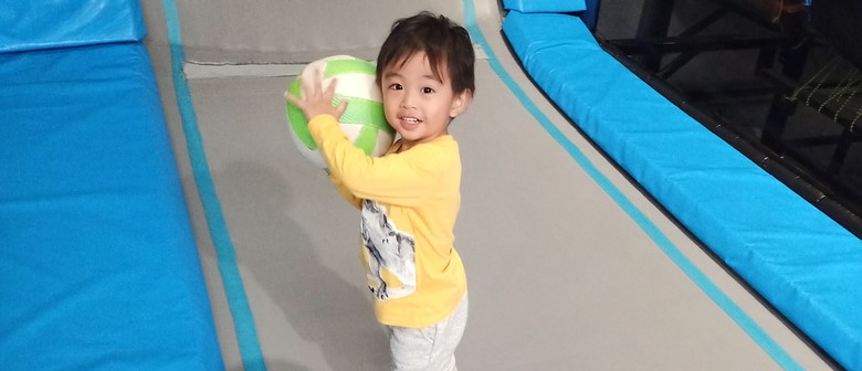 Holiday Jump Sessions for Littlies