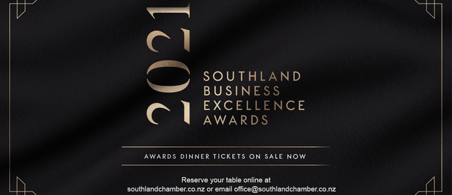 2021 Southland Business Excellence Awards