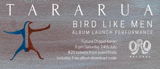 Tararua Album Launch Concert