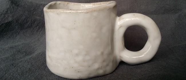 Make a Mug with Siriporn Falcon-Grey