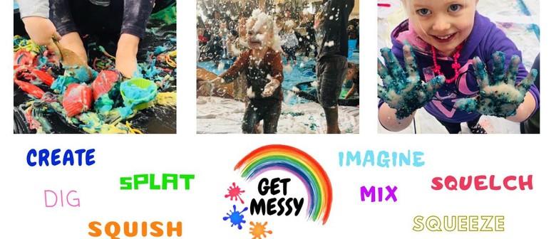 Get Messy Hibiscus Coast