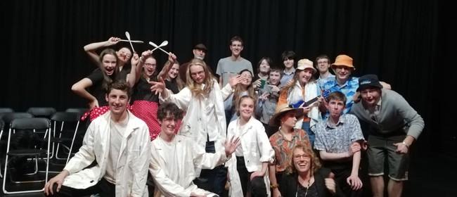 Tasman and Nelson Regional Theatresports Comp 2021: POSTPONED
