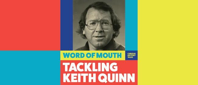 Tackling Keith Quinn
