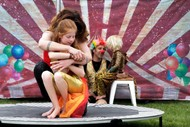 Image for event: Ashton Family Circus & Dylan Daisy's Magic Show