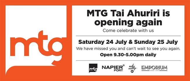 MTG Opening