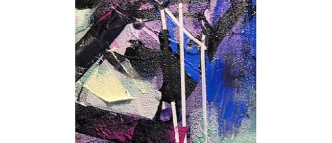 Expressive Acrylics Evening: CANCELLED