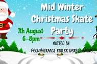 Image for event: Winter Xmas Skate Party