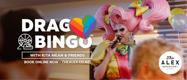 Drag Bingo at The Alex