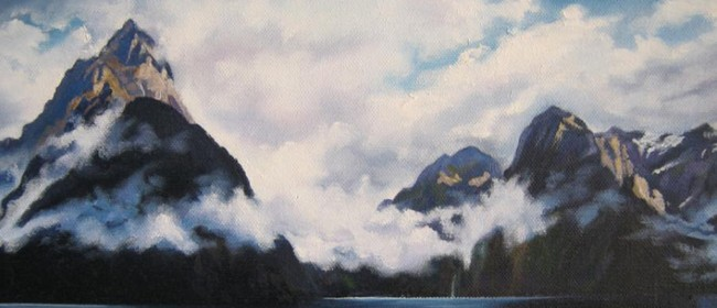 Create an Oil Painting: CANCELLED
