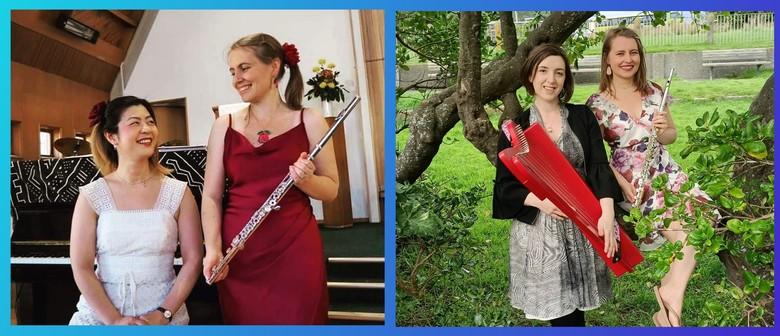 Winter Romance: Flute & Harp Duo, Flute & Piano Duo