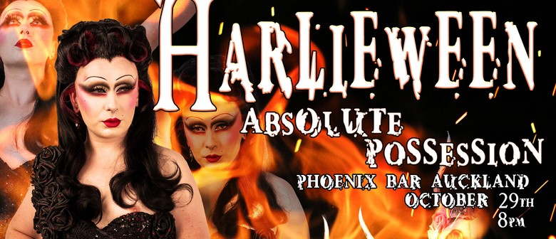 Harlieween: Absolute Possession: CANCELLED