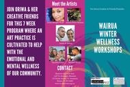 Image for event: Wairua Winter Wellness Workshops
