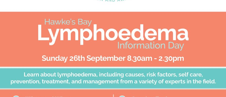 Napier Lymph Info Day: CANCELLED