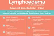 Napier Lymph Info Day
