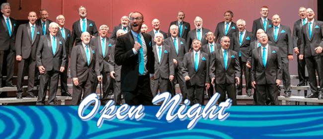 Open Night: City of Sails Barbershop Chorus