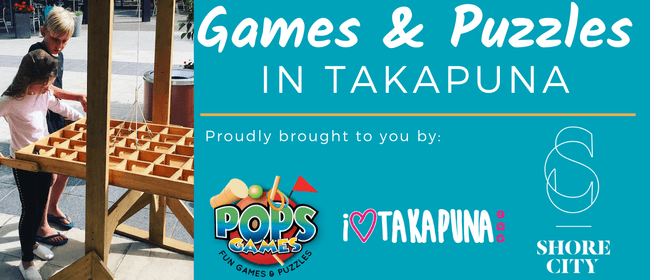Games and Puzzles in Takapuna