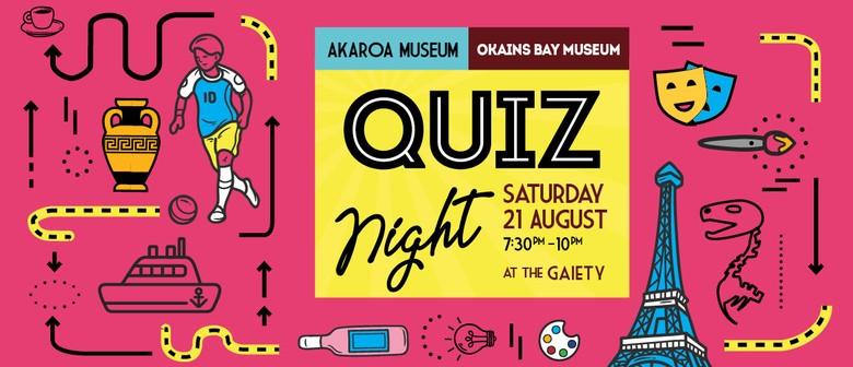 Akaroa and Okains Bay Quiz Night