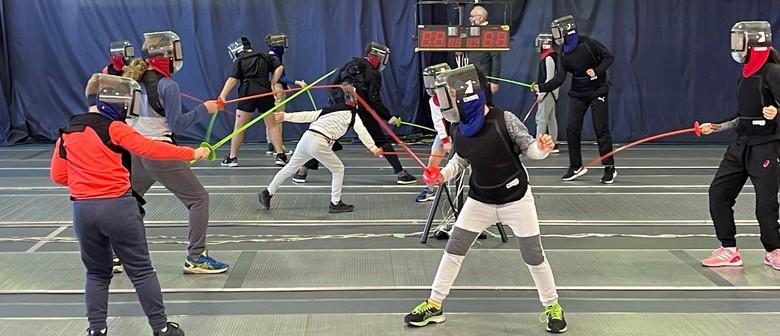 July School Holiday Fencing